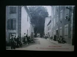 RENNES LES BAINS AVENUE DE BUGARACH - France