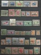 Sudan  ,  Interessantes Gemischtes Lot (1)  Unsortiert - Gestempelt / Used / (o) - Sudan (1954-...)