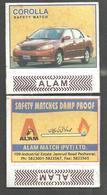 PAKISTAN MATCHBOX CAR NEW - Matchboxes