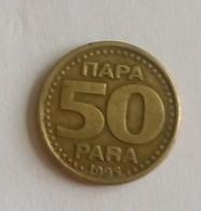 50 PARA,1995 - Joegoslavië