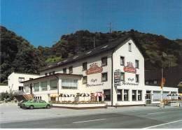 DEUTSCHLAND Allemagne ( Rhénanie Palatinat ) ST GOAR AM RHEIN Hotel Restaurant LORELEYBLICK - CPSM GF - Germany - St. Goar