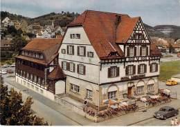 DEUTSCHLAND Allemagne ( Bavière ) HORB AM NECHAR : Hotel Restaurant LINDENHOF - CPSM GF -  Germany Duitsland Alemania - Allemagne