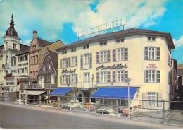 DEUTSCHLAND Allemagne ( Hesse ) RÜDESHEIM AN RHEIN : Hotel  Restaurant AUMÜLLER - CPSM CPM - Germany Duitsland - Ruedesheim A. Rh.