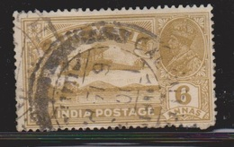 INDIA Scott # C4 Used  - KGV Airmail - India (...-1947)