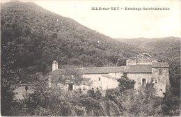 FR66 ILLE SUR TET - Ermitage Saint Maurice - Animée - Belle - Altri Comuni