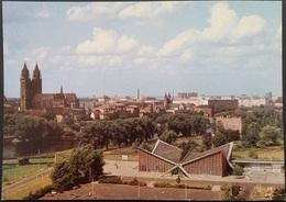 Ak DDR - Magdeburg - Stadtansicht - Maagdenburg