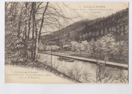 Environs De SAVERNE - Vallée De La Zorn - Canal De La Marne Au Rhin - Vue Sur Le Haut-Barr - Ohne Zuordnung