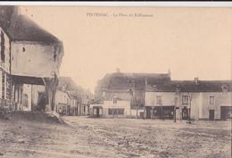 Tinteniac/35/ La Place Du Ralliement/ Ref:fm643 - France