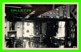 YARMOUTH, NOVA SCOTIA - BARN DINING ROOM, GREEN TREE IN HEBRON -  PHOTO BY WEBSTER - COLLECTION OF COWS - - Yarmouth