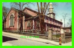 HALIFAX, NOVA SCOTIA - ST PAUL'S CHURCH, BUILT IN 1750 - THE BOOK ROOM LTD - - Halifax