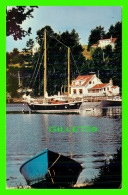 CHESTER HARBOUR, NOVA SCOTIA - TRAVEL IN 1969 -  THE BOOK ROOM LTD - - Nouvelle-Écosse