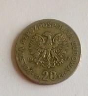 20 ZLOTY,1942 - Pologne
