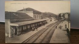 Annonay (Ardèche) - La Gare - Annonay