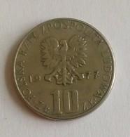 10 ZLOTY,1977 - Pologne