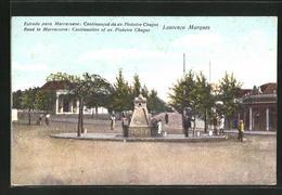 AK Lourenco Marques, Estrada Para Marracuene, Continuacad Da Av. Pinheiro Chagas - Mosambik