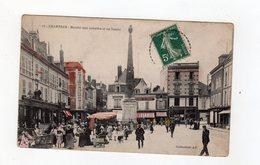 Chartres - Marché Aux Volailles Et Au Beurre - 28 - - Chartres