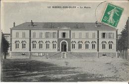 D51 - LE MESNIL SUR OGER - LA MAIRIE - Autres Communes