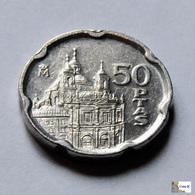 España - 50 Pesetas - 1995 - [5] 1949-…: Monarchie