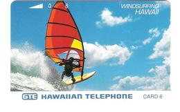 Hawaii - HAW-25 1992 - Windsurfing - Surfing.  - MINT - Hawaii