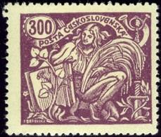 Czechoslovakia. Sc #94d. Unused. * - Czechoslovakia