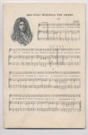 LULLY - Musique - Partition - Bois épais Redouble Ton Ombre - Musik Und Musikanten