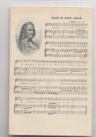 RAMEAU - Musique - Partition - Dans Ce Doux Asile - Musik Und Musikanten