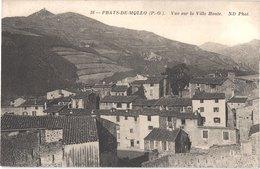 FR66 PRATS DE MOLLO - Nd 16 - Vue Sur La Ville Haute - Belle - France