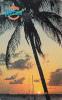 ST. EUSTATIUS(chip) - Sunset On St.Eustatius, Teccom Telecard First Issue 60 Units, Chip GEM3.1, Used - Antilles (Netherlands)