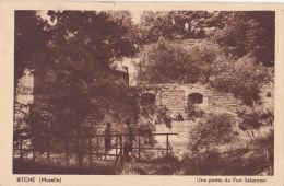 Bitche (57) - Une Partie Du Fort Sébastien - Bitche