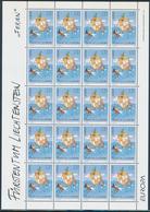 LIECHTENSTEIN, EUROPA 2004 Sheetlets** - 2004
