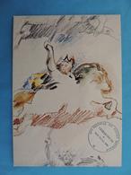 FESTIVAL DE CLERMONT-FERRAND.LE COURT METRAGE.1984 - Affiches Sur Carte