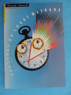 FESTIVAL DE CLERMONT-FERRAND.LE COURT METRAGE.1991 - Affiches Sur Carte