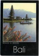 INDONESIA  BALI  Bedugul Lk. Beratan - Indonesia