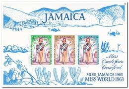 Jamaica 1964, Postfris MNH, Miss World - Jamaica (1962-...)