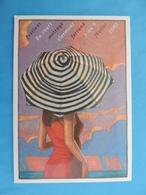FESTIVAL DE CLERMONT-FERRAND.LE COURT METRAGE.2002 - Affiches Sur Carte