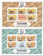 Grenada 1979, Postfris MNH, Rowland Hill - Grenada (1974-...)