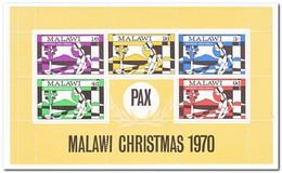 Malawi 1970, Postfris MNH, Christmas - Malawi (1964-...)