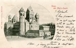 ALLEMAGNE. CPA. Gruss Aus Maria Laach. 1901. - Allemagne