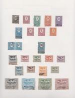 Ober  Schlesien    .    Seite Mit Marken   .    /    .   Page With Stamps - Ungebraucht