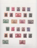 Allenstein     .    Seite Mit Marken   .    /    .   Page With Stamps - Ungebraucht