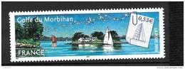 France  N°3783** Golge Du Morbihan  (sous Faciale) - France