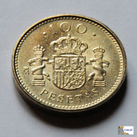 España - 100 Pesetas - 2000 - [ 5] 1949-… : Koninkrijk