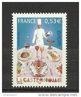 France: N°3784** La Gastronomie - France