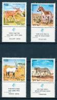 Israel - 1971, Michel/Philex No. : 498-501,  - MNH - *** - Full Tab - Israel