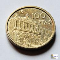 España - 100 Pesetas - 1996 - [ 5] 1949-… : Royaume