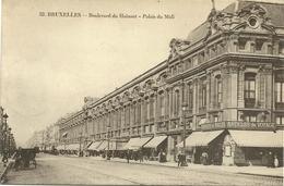 Bruxelles : Boulevard Du Hainaut. Palais Du Midi - Avenues, Boulevards