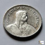 Suiza - 5 Francs - 1992 B - Schweiz