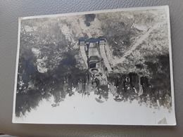 GROTE ORGINELE FOTO AFMETINGEN 18 CM OP 13 CM 1STE WERELDOORLOG GUERRE 14--18 - Guerre, Militaire