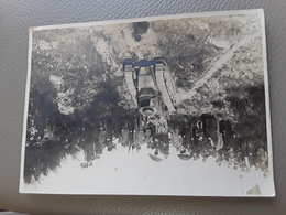 GROTE ORGINELE FOTO AFMETINGEN 18 CM OP 13 CM 1STE WERELDOORLOG GUERRE 14--18 - War, Military