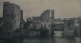 Quiévrain Les Ruine Du Moulin (coin Inf Droit Légèrement Plié) - Quiévrain